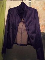 Отдается в дар курточка- пиджак девочке