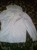 Отдается в дар блузочка детская