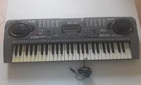Отдается в дар Музыкальный синтезатор DENN