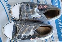 Отдается в дар Обувь 19 см по стельке