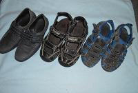 Отдается в дар обувь для мальчика 35-36
