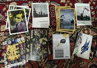 Отдается в дар Рекламные открытки 2