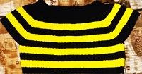 Отдается в дар Жилет- пчёлка
