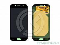 Отдается в дар сломанный экран для смартфона Samsung J7 (2017)