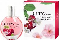 Отдается в дар ПАРФЮМ CITY FLOWERS CHERRY KISS
