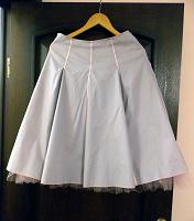 Романтичная юбка