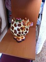 Отдается в дар чайник-жираф