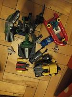 Детские игрушки типа конструктор