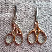 Отдается в дар Двое ножниц для рукоделия