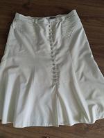 Отдается в дар Светлая юбка р.52