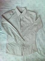 Отдается в дар Мужская рубашка Zolla (S)