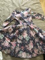 Отдается в дар Платье 46 размер