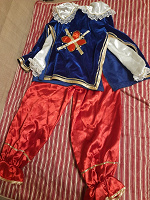 Отдается в дар Карнавальный костюм мальчику