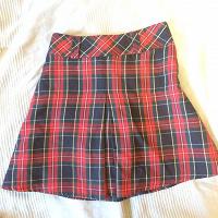 Отдается в дар Школьная юбка