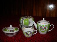 Отдается в дар Сервиз чайный, СССР