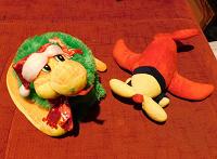 Отдается в дар Игрушки: змея и самолетик