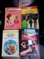 Отдается в дар Книги романы и детектив