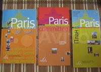 Отдается в дар Париж. Путеводитель на английском языке