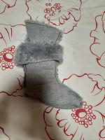 Отдается в дар Утеплитель-носок в резиновые сапоги