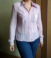 Отдается в дар Женская блузка