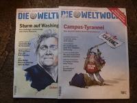 Отдается в дар Журналы на немецком языке