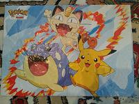 Отдается в дар Плакат Покемон