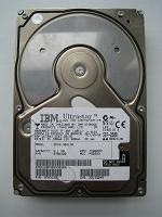 Отдается в дар Жесткий диск IBM 9.1Gb