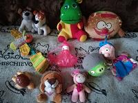 Отдается в дар Мягкие игрушки