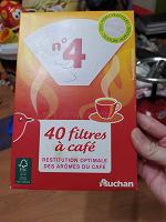 Отдается в дар Фильтры для кофе бумажные
