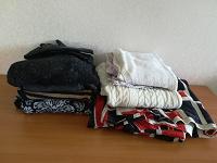 Отдается в дар Пакет одежды 42 размера