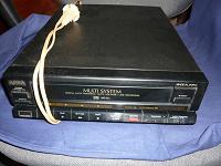 Отдается в дар VHS магнитофон AIWA