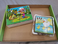 Отдается в дар Кубики для малышей