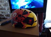 Отдается в дар Шлем защитный
