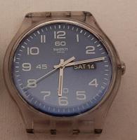 Отдается в дар Часы swatch на запчасти