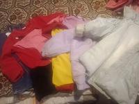 Отдается в дар Очень много вещей на девочку 3-5 лет