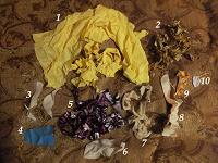 Отдается в дар Лоскуты для кукольного шитья