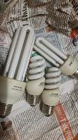 Отдается в дар Лампы энергосберегающие