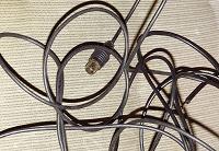 Отдается в дар провода / антенна?