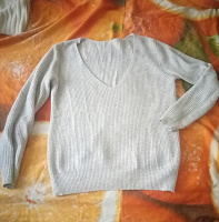 Отдается в дар Пуловер теплый