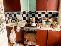 Отдается в дар Старая кухня модульная