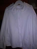 Отдается в дар Рубашечка на девочку 122 разм.
