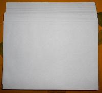 Отдается в дар Белые конверты С5 (дополнено)