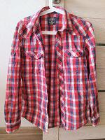 Отдается в дар Мужская рубашка S