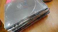 Отдается в дар Коробочки для дисков