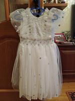 Отдается в дар Новогоднее платье на 4-5лет