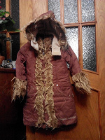 Отдается в дар Куртка 110 на лет 6-8
