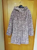 Отдается в дар Пальто демисезонное из искусственного меха