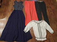Отдается в дар Одежда девушкам 36-38-40