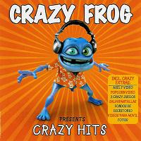 Отдается в дар Crazy Hits — Crazy Frog