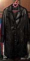 Отдается в дар Кожаное пальто OGER 46(48)